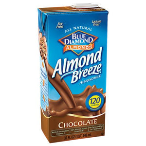 Blue Diamond Chocolate Almond Breeze 946ml