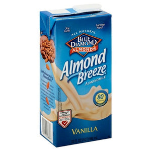Blue Diamond Vanilla Almond Breeze 946ml
