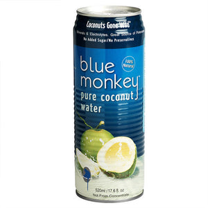 Blue Monkey Organic Coconut Water (520ml)