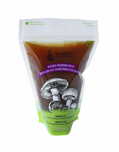 Bluebird Organic Vegan Mushroom Broth (750ml)