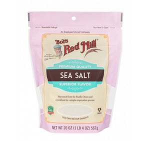 Bob's Red Mill Sea Salt 567g