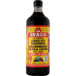 Bragg All Purpose Liquid Soy Seasoning (946ml)