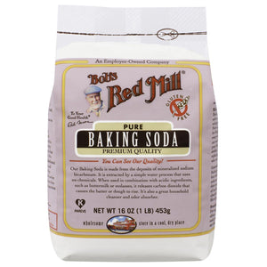 Bob's Red Mill Baking Soda 454g