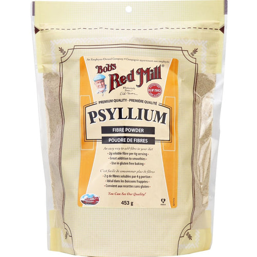 Bob's Red Mill Psyllium Fibre Powder (453g)