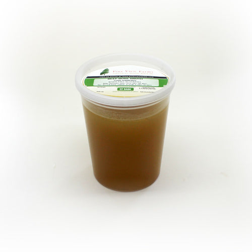 Beef Bone Broth 1L