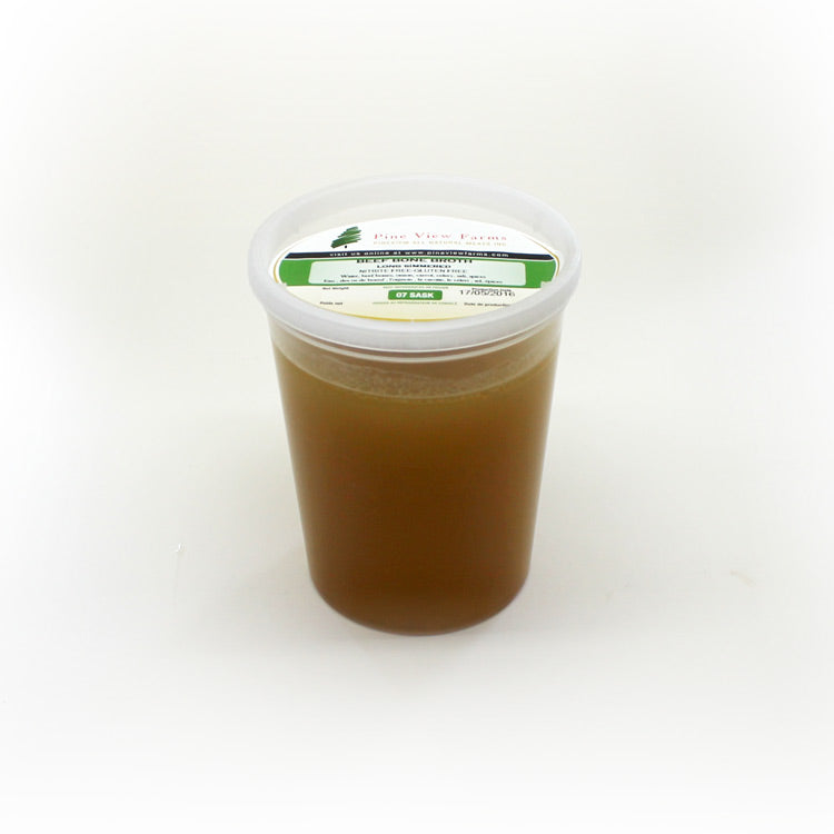 Beef Bone Broth 1L (Frozen)