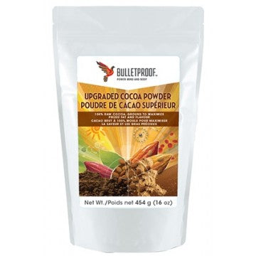 Bulletproof Upgraded Cocoa Powder 454g