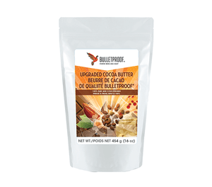 Bulletproof Cocoa Butter 454g