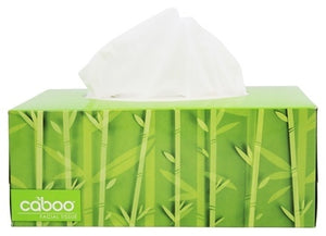 Caboo Bamboo Tissues 184 tissues