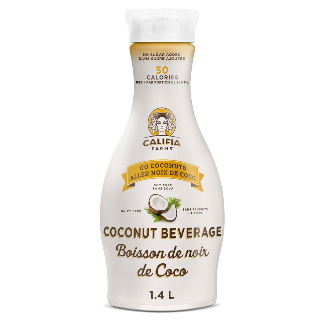 Califia Farms Go Coconuts Milk (1.4L)