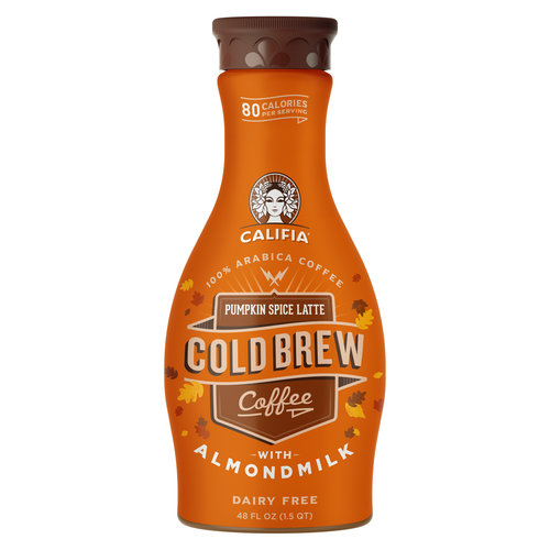 Califia Farms Pumpkin Spice Latte Cold Brew (1.4L)
