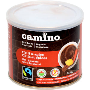 Camino Chili & Spice Hot Chocolate Mix (275g)