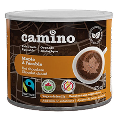 Camino Maple Hot Chocolate Mix (275g)