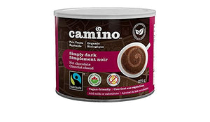 Camino Simply Dark Hot Chocolate Mix (275g)