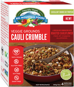 Big Mountain Foods Cauli Crumble (340g)