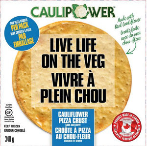Caulipower Pizza Crust 340g