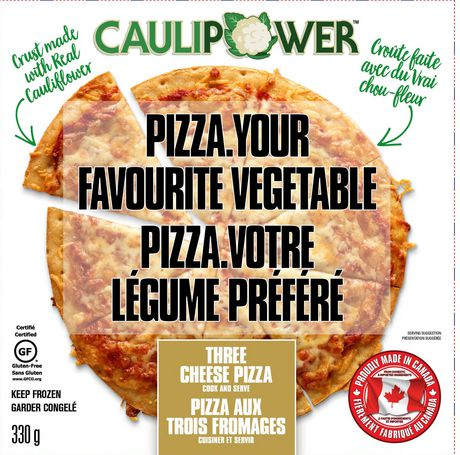 Caulipower Three Cheese Pizza 330g