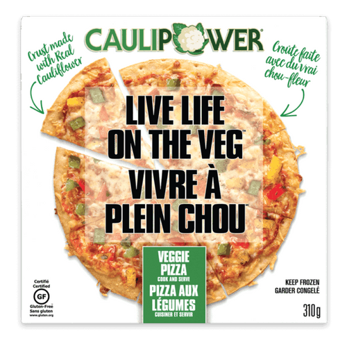 Caulipower Veggie Pizza 310g