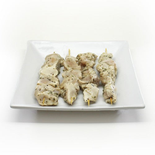 Chicken Souvlaki (4/pack)
