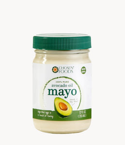 Chosen Foods Avocado Oil Mayonnaise 355ml