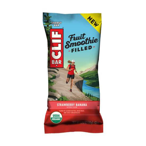 Clif Bar Strawberry Banana Filled (50g)