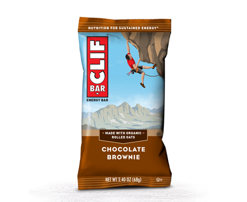 Clif Bar Chocolate Brownie 68g