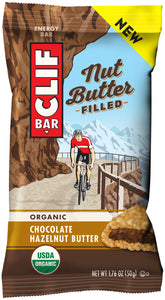 Clif Bar Chocolate Hazelnut Butter Filled 50g