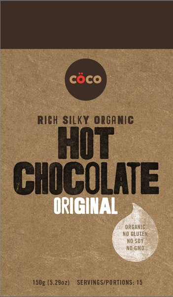 Coco Original Hot Chocolate 150g