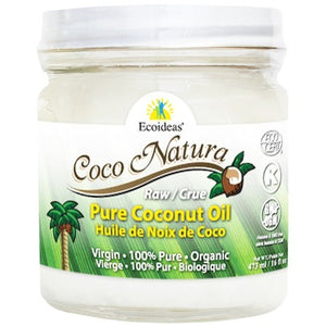 Coco Natura Pure Coconut Oil