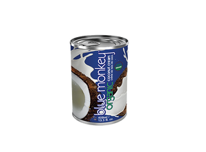 Blue Monkey Coconut Cream 400ml
