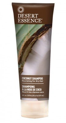 Desert Essence Coconut Shampoo 237ml
