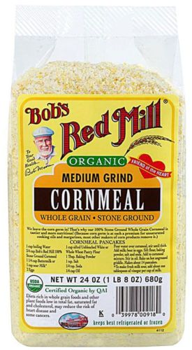 Bob's Red Mill Cornmeal 680g