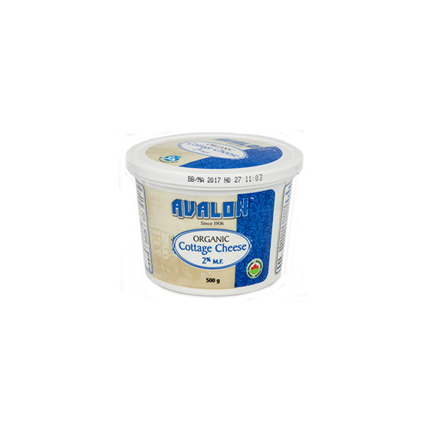Avalon Cottage Cheese 2% (500g)