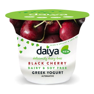 Daiya Yogurt Cups Black Cherry 150g
