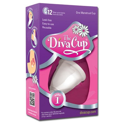 The Diva Cup Model 1