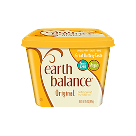 Earth Balance Original Buttery Flavour Spread 368g
