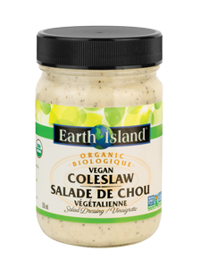 Earth Island Vegan Coleslaw Dressing (355ml)