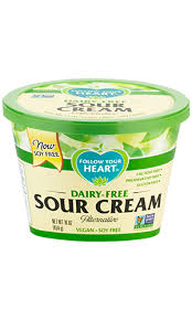 Earth Island Dairy-Free Sour Cream (473ml)