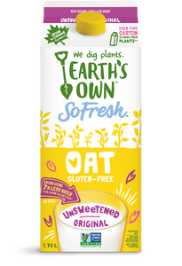 Earth's Own Unsweetened Original Oat Milk (1.75L)
