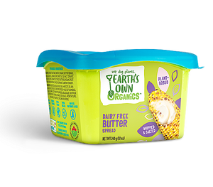Earth's Own Dairy Free Butter Spread (340g)