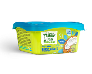 Earth's Own Dairy Free Cream Cheese Spread (227g)