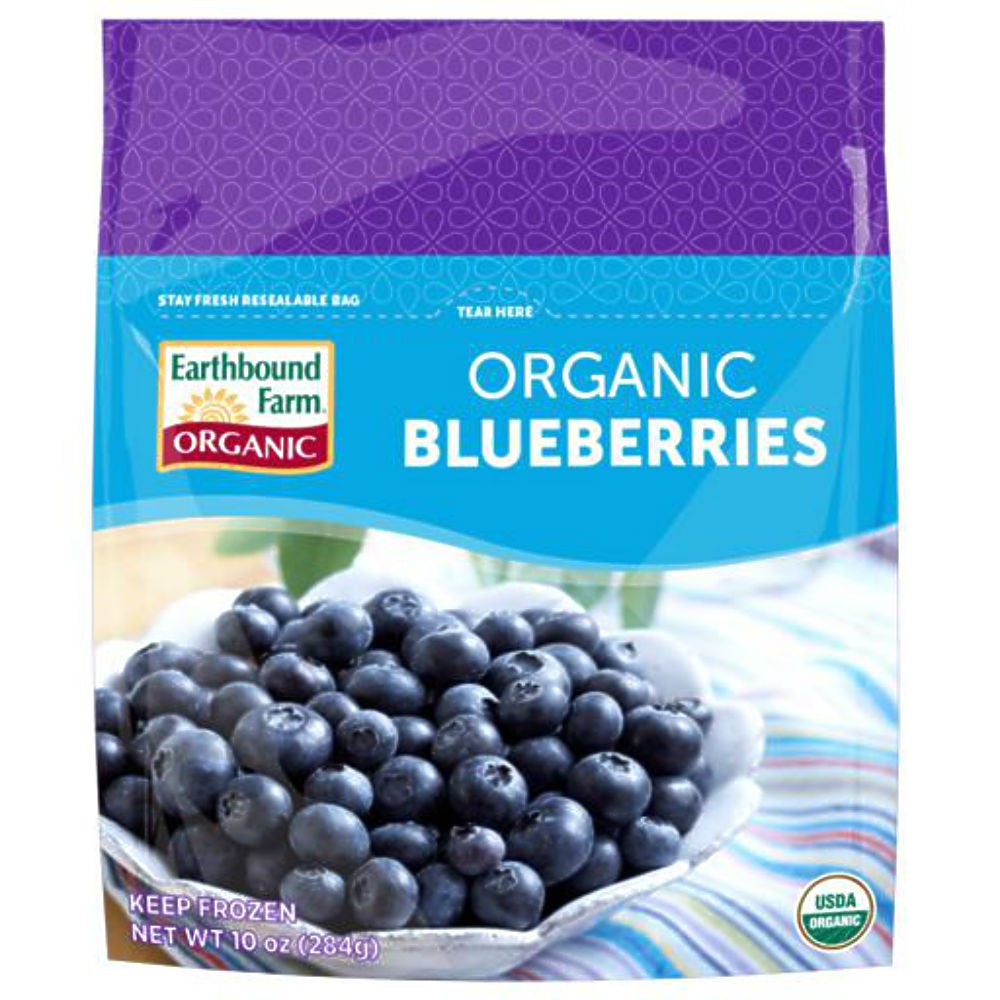 Earthbound Farm Frozen Organic Blueberries 300g