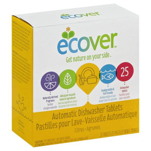 Ecover Auto Dishwasher Tablets Citrus (17.6oz)