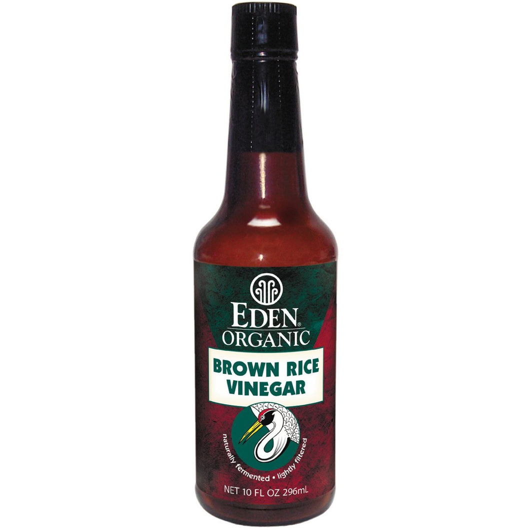 Eden Organic Brown Rice Vinegar (296ml)