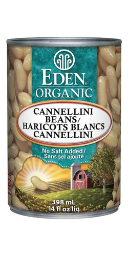 Eden Organic Cannellini Beans (398ml)