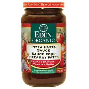 Eden Organic Pizza Pasta Sauce (398ml)