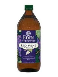 Eden Selected Red Wine Vinegar (473ml)