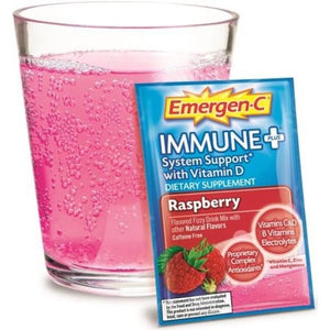 Emergen-C Immune Plus Raspberry (9.2g)