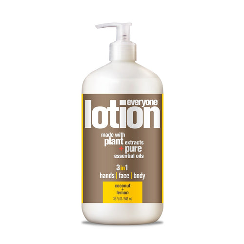 Everyone 3 in 1 Body Lotion Coconut Lemon (32oz.)