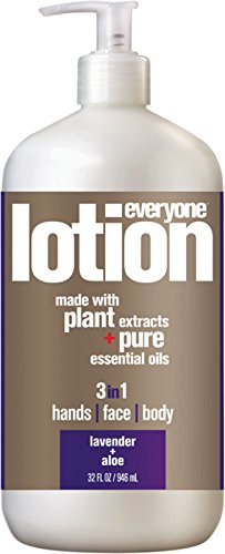 Everyone 3 in 1 Body Lotion Lavender and Aloe (32oz.)